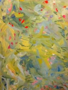Chill Dream oil on canvas 48x30